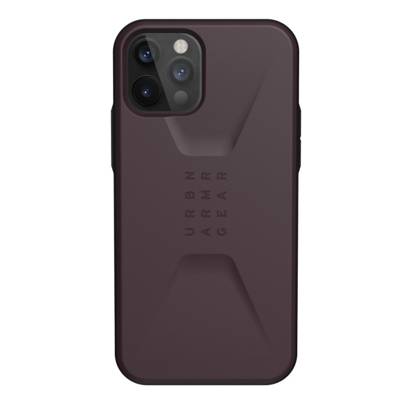 UAG Civilian iPhone 12 Pro Max Eggplant - 1