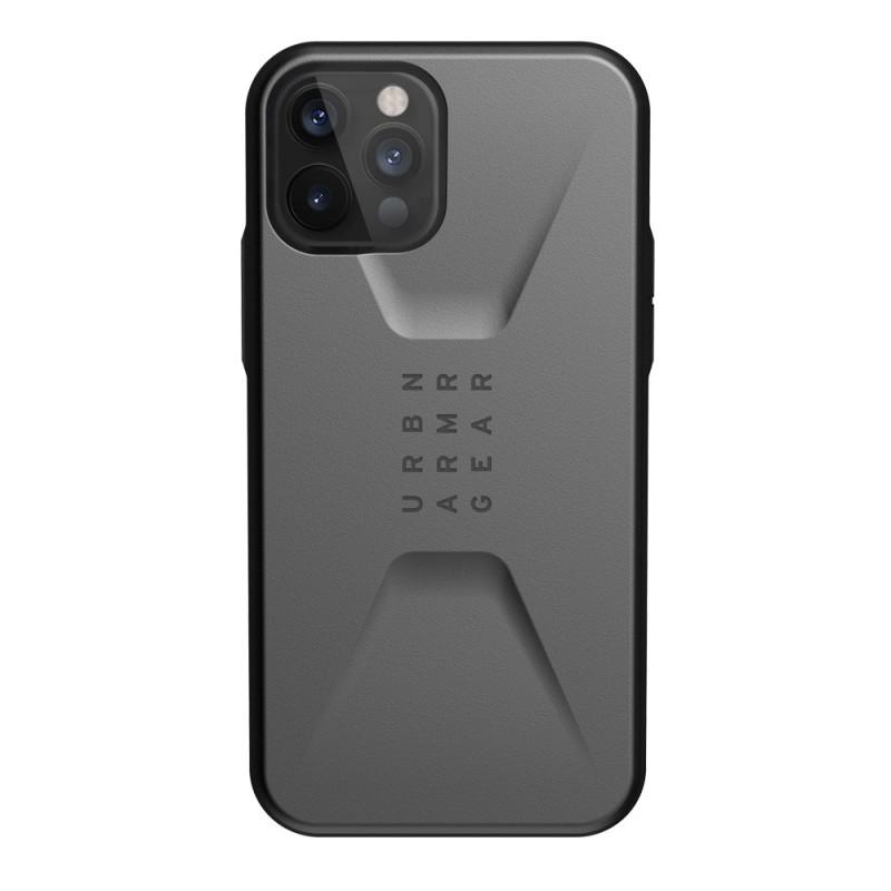 UAG Civilian iPhone 12 Pro Max Zilver - 1