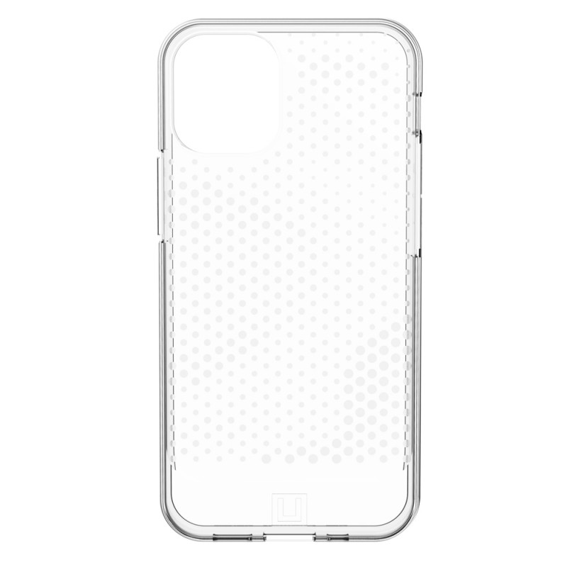 UAG Lucent Case iPhone 12 / 12 Pro 6.1 Ice Clear - 1