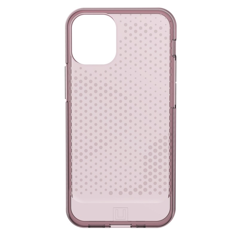 UAG Lucent Case iPhone 12 Mini Dusty Rose - 1