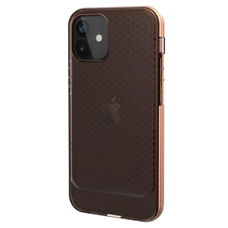 UAG Lucent Case iPhone 12 Mini Orange - 2