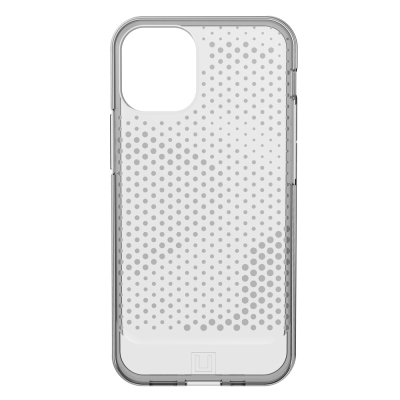 UAG Lucent Case iPhone 12 Pro Max Ash - 1