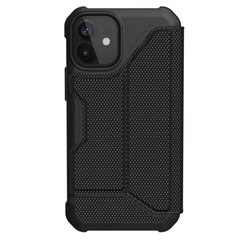 UAG Metropolis iPhone 12 Mini Kevlar Black - 1