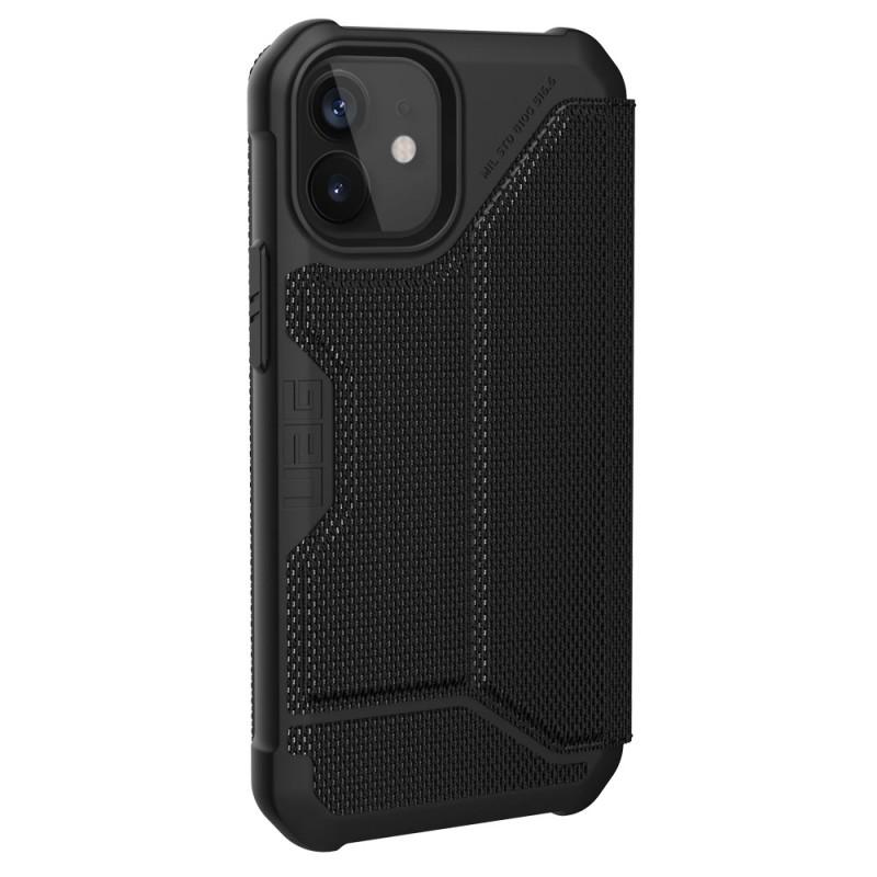 UAG Metropolis iPhone 12 Mini Kevlar Black - 4