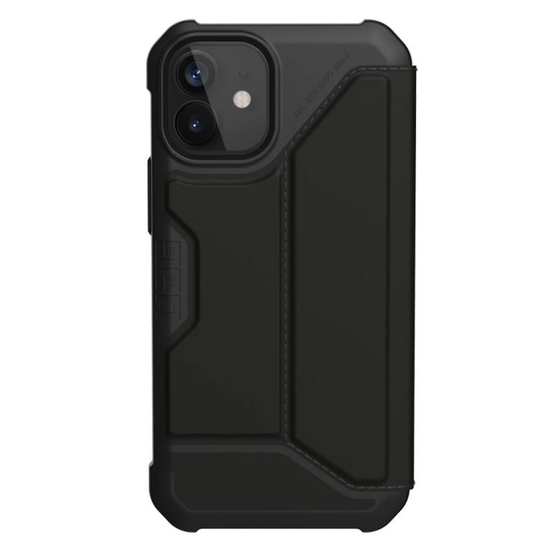 UAG Metropolis iPhone 12 Mini Satin Black - 1