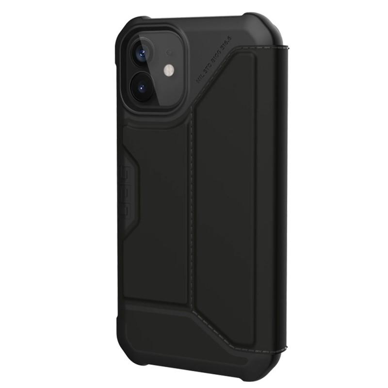 UAG Metropolis iPhone 12 Mini Satin Black - 4