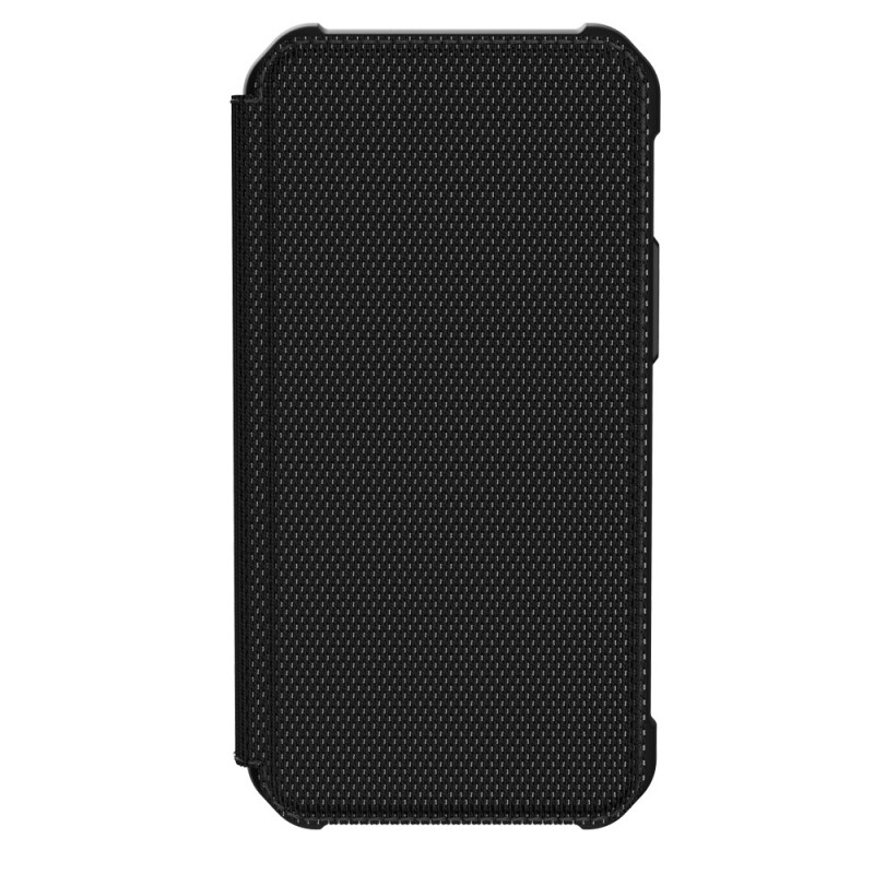 UAG Metropolis Folio iPhone 12 Pro Max Black Fiber - 1