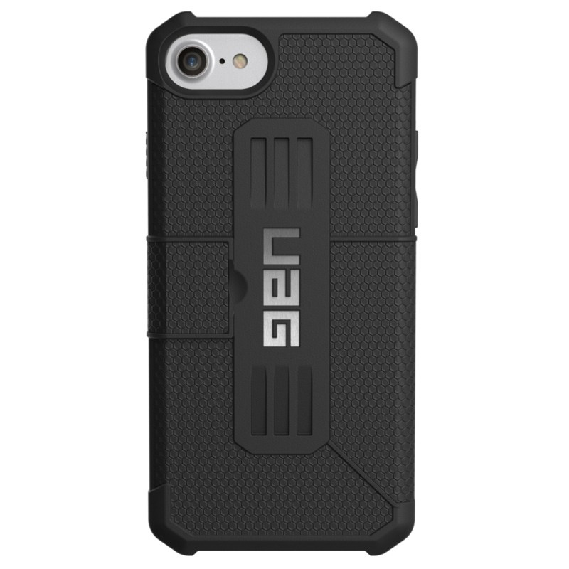 UAG - Metropolis iPhone 7/6S/6 Folio hoes Black 04