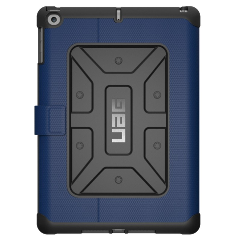 UAG - Metropolis Hoes iPad (2017) / iPad Air Blue 02
