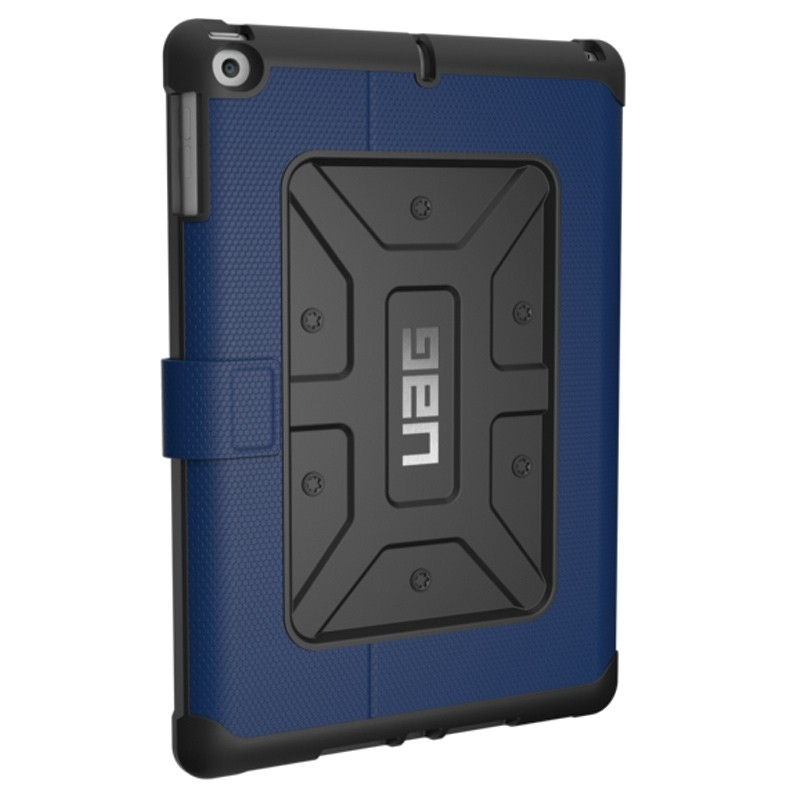 UAG - Metropolis Hoes iPad (2017) / iPad Air Blue 01