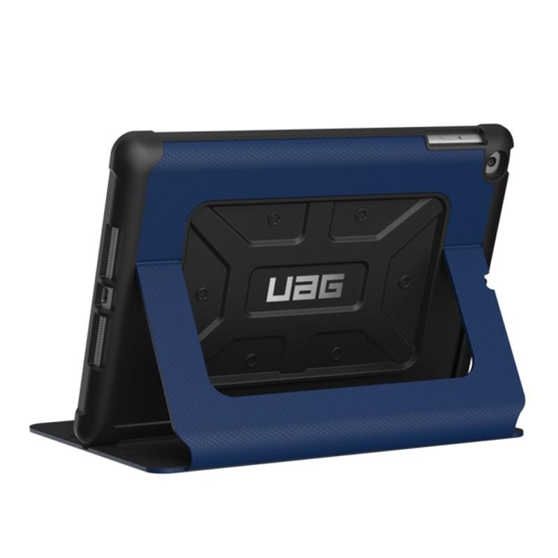 UAG - Metropolis Hoes iPad (2017) / iPad Air Blue 06