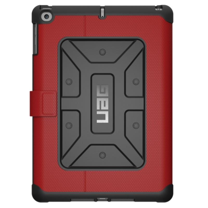 UAG - Metropolis Hoes iPad (2017) / iPad Air Red 02