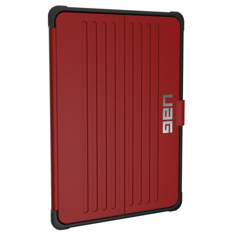 UAG - Metropolis Hoes iPad (2017) / iPad Air Red 04