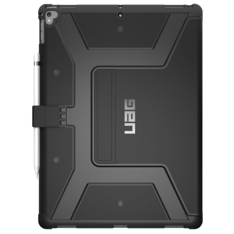 UAG - Metropolis iPad Pro 12.9 Folio Case Black 04