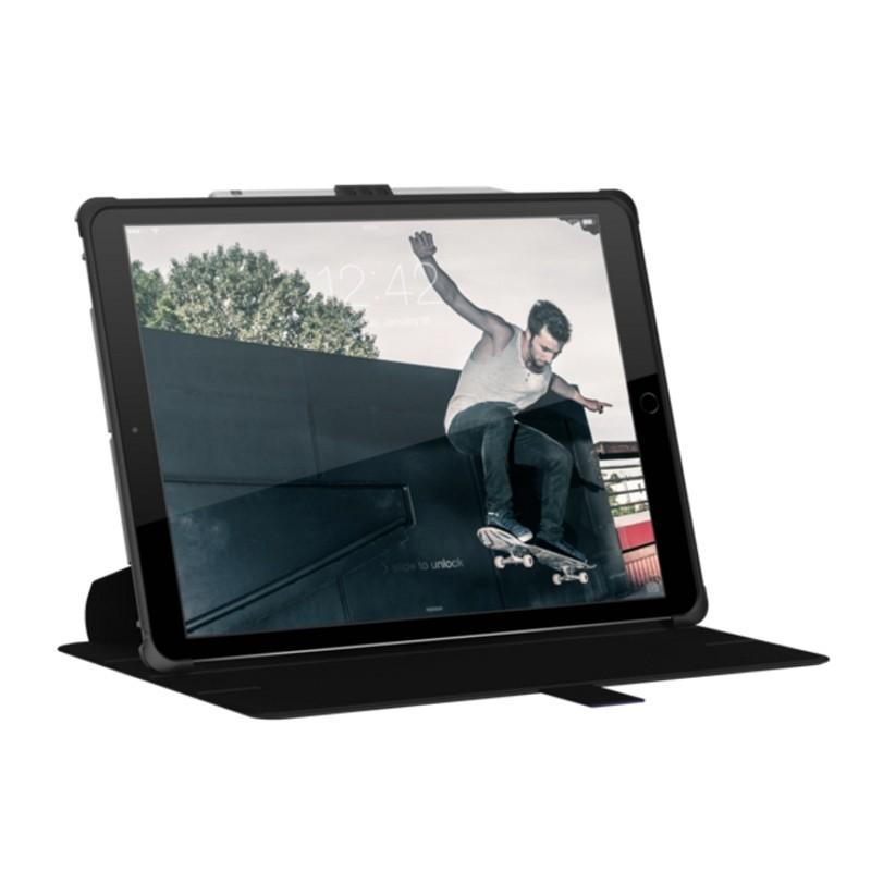 UAG - Metropolis iPad Pro 12.9 Folio Case Black 08