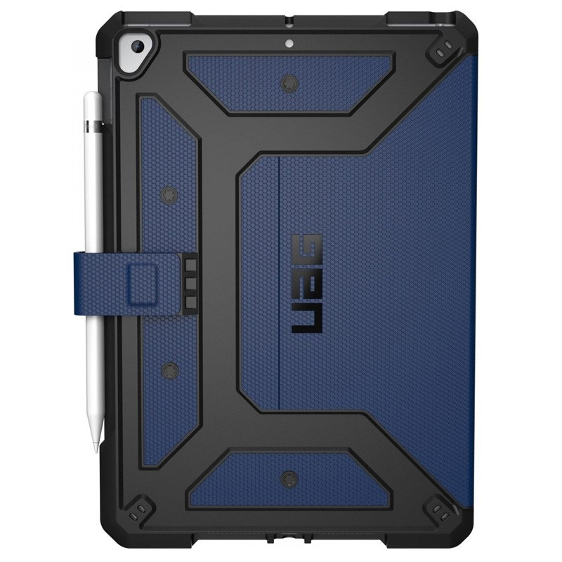 UAG Metropolis iPad 10.2 (2021 / 2020 / 2019) Blauw - 1