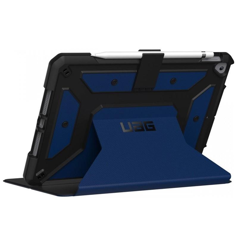 UAG Metropolis iPad 10.2 (2021 / 2020 / 2019) Blauw - 2