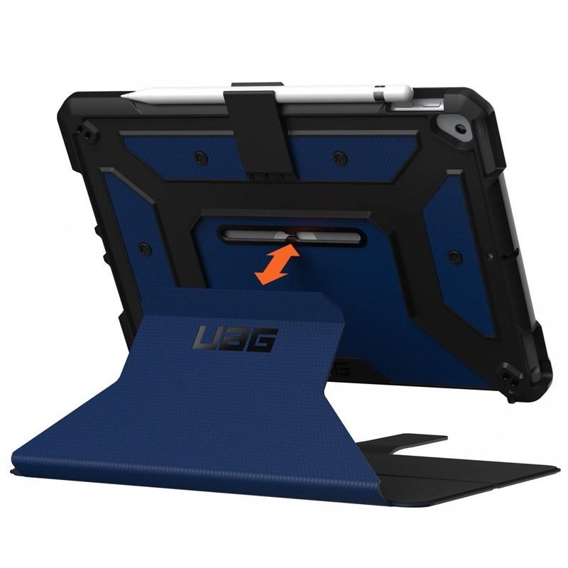UAG Metropolis iPad 10.2 (2021 / 2020 / 2019) Blauw - 4