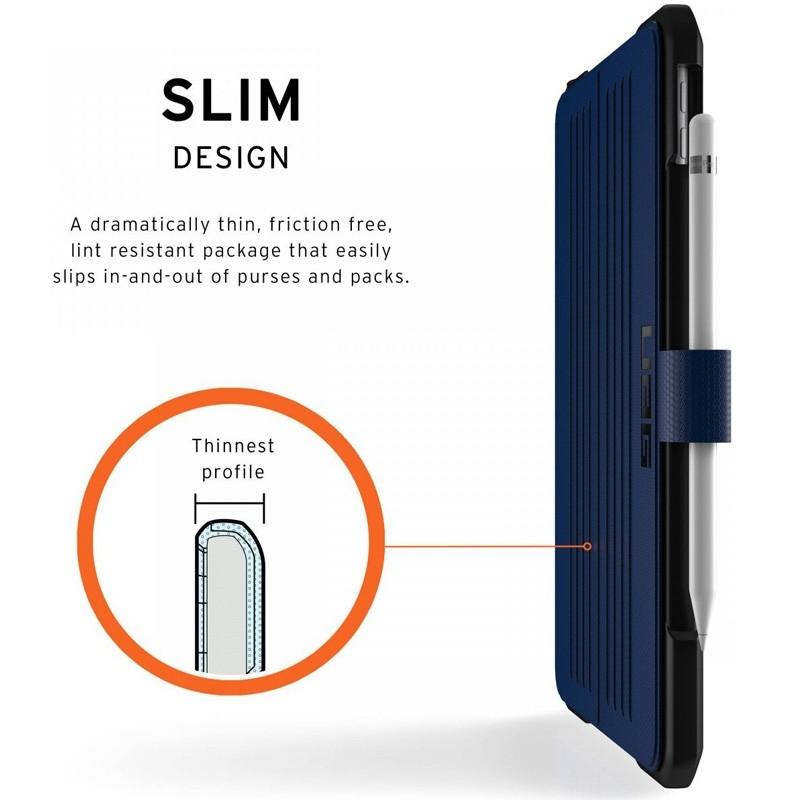 UAG Metropolis iPad 10.2 (2021 / 2020 / 2019) Blauw - 10
