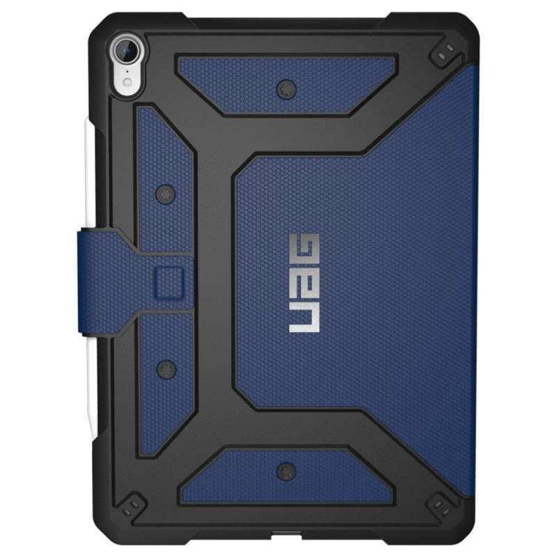 UAG Metropolis iPad Pro 11 inch Hoes Blauw 01