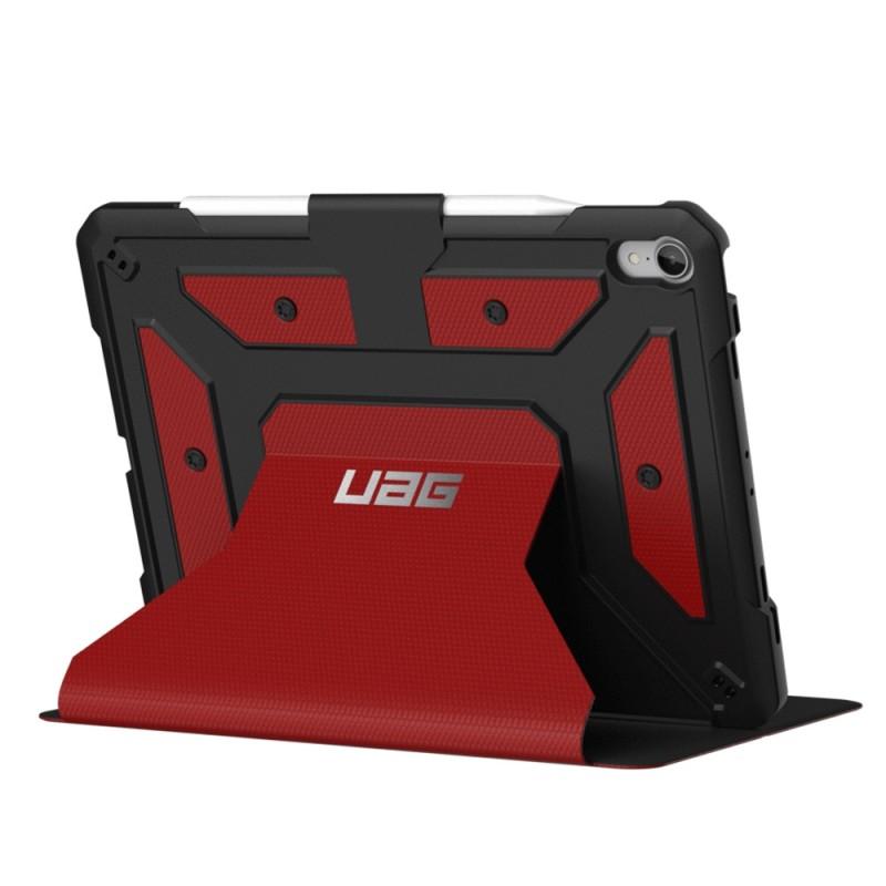 UAG Metropolis iPad Pro 11 inch Hoes Rood 03
