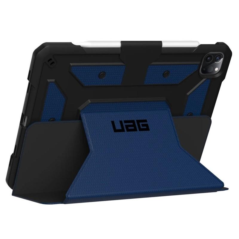 UAG Metropolis iPad Pro 11 inch (2020) Cobalt Blauw - 1