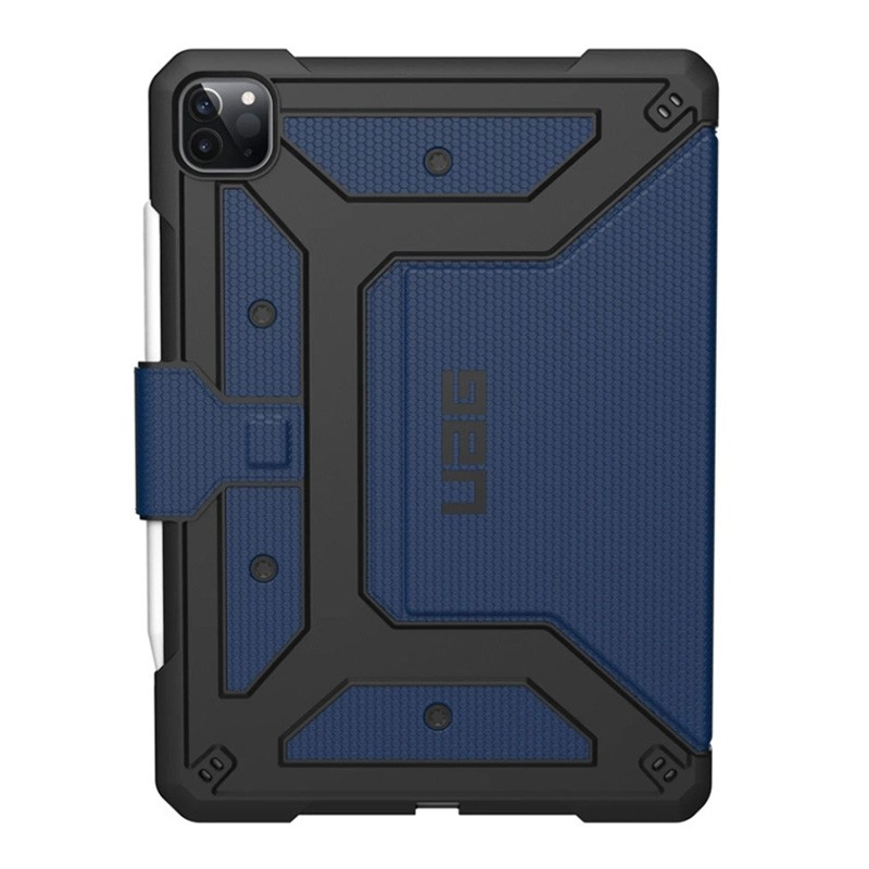 UAG Metropolis iPad Pro 11 inch (2020) Cobalt Blauw - 2