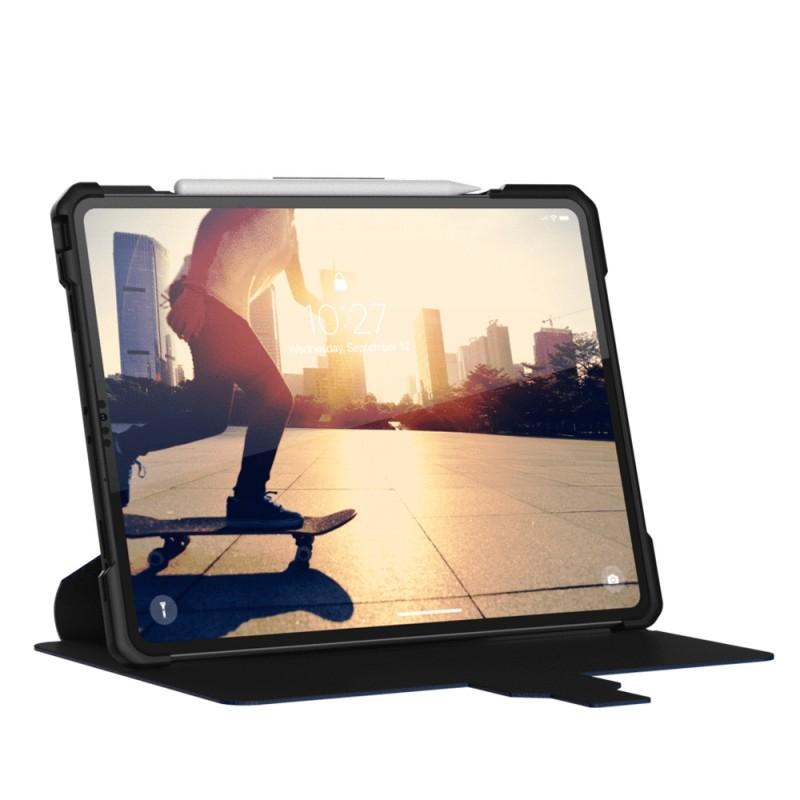 UAG Metropolis iPad Pro 12,9 inch (2018) Case Blauw 06