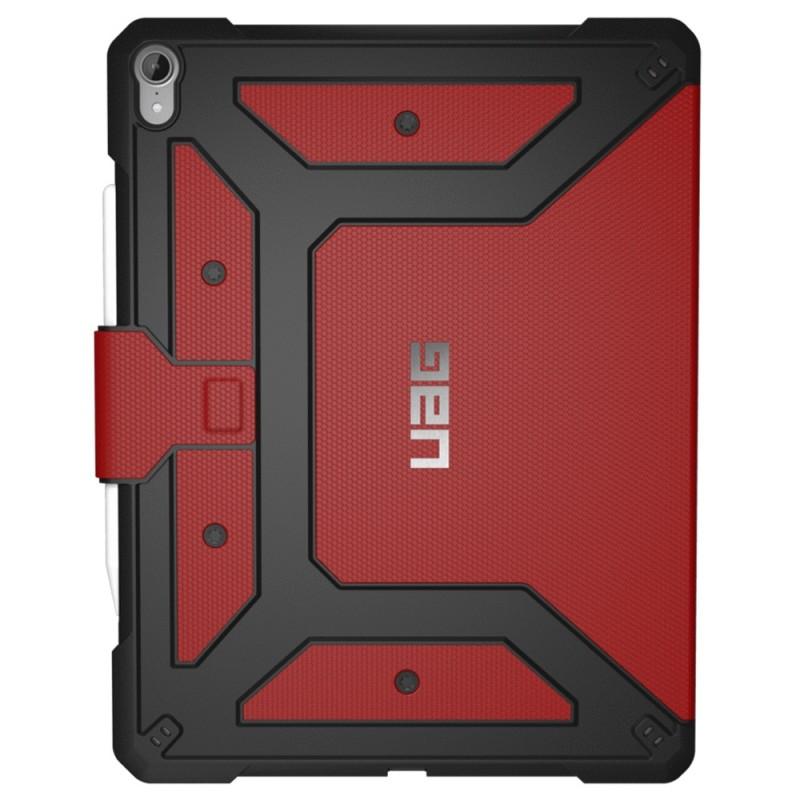 UAG Metropolis iPad Pro 12,9 inch (2018) Case Rood 01