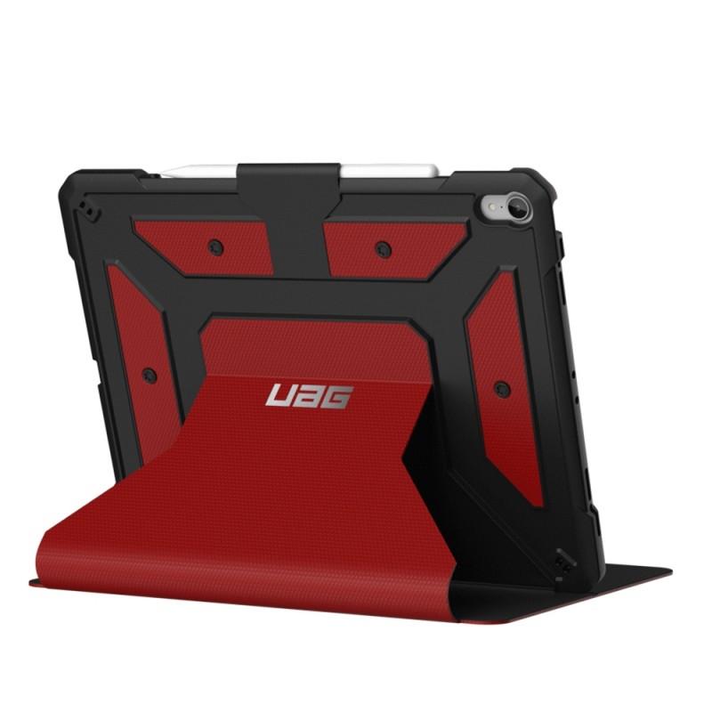 UAG Metropolis iPad Pro 12,9 inch (2018) Case Rood 03