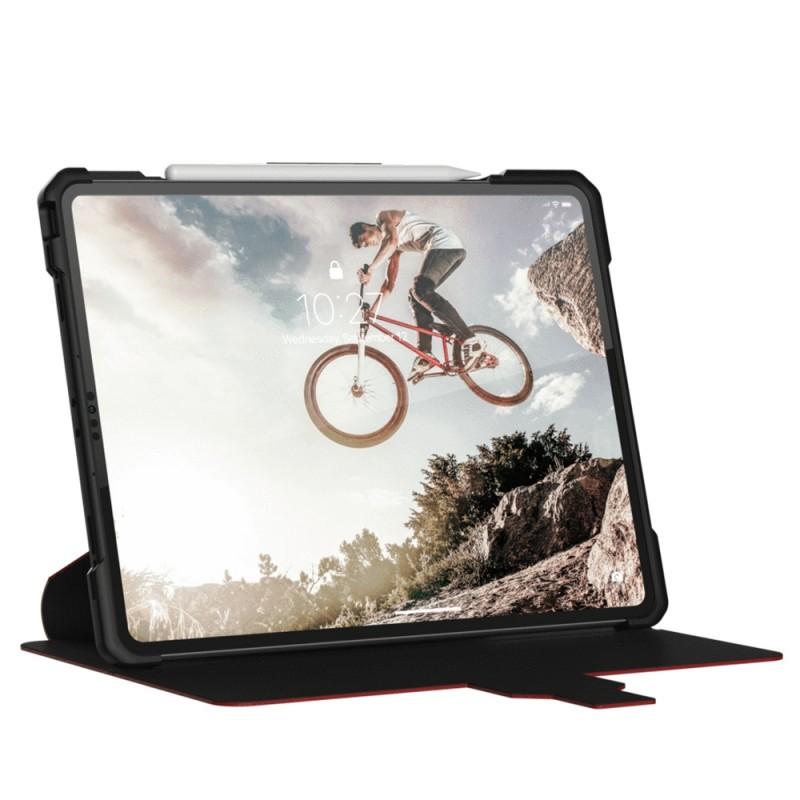 UAG Metropolis iPad Pro 12,9 inch (2018) Case Rood 07