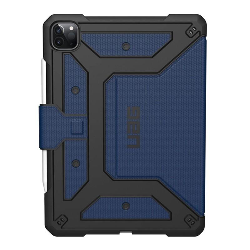 UAG Metropolis iPad Pro 12.9 inch (2020) Cobalt Blauw - 6