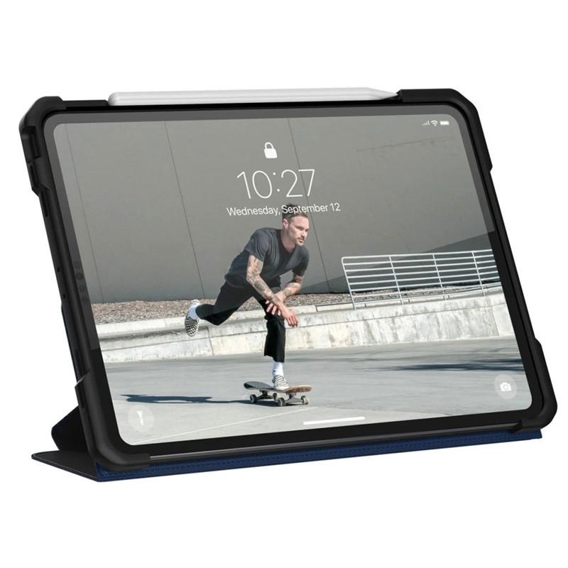 UAG Metropolis iPad Pro 12.9 inch (2020) Cobalt Blauw - 5