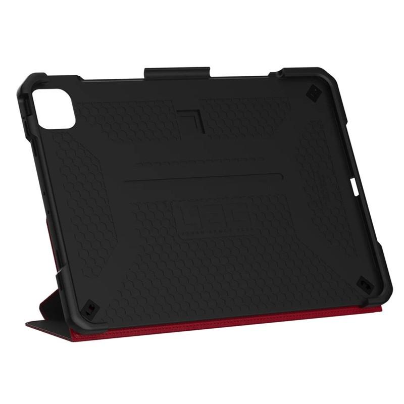 UAG Metropolis iPad Pro 12.9 inch (2020) Magma Rood - 6