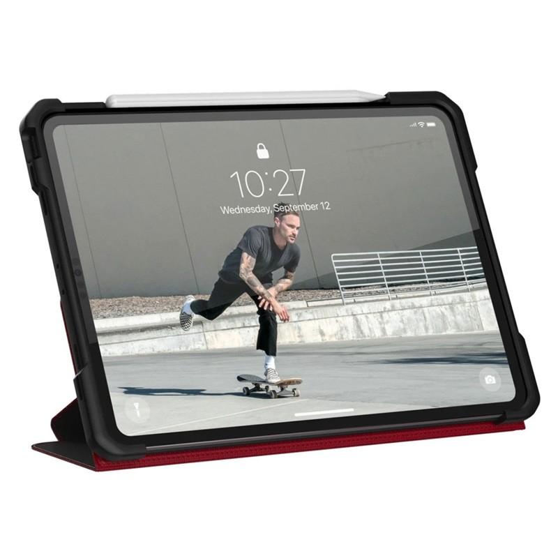 UAG Metropolis iPad Pro 12.9 inch (2020) Magma Rood - 4