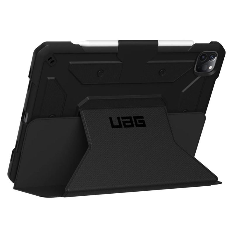 UAG Metropolis iPad Pro 12.9 inch (2020) Zwart - 1