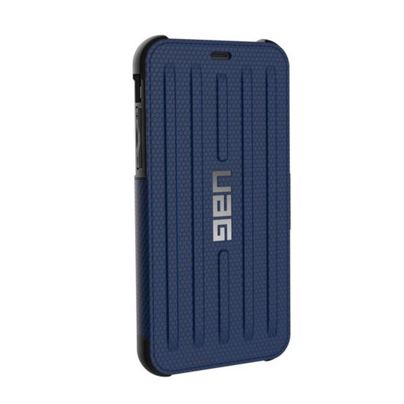 UAG Metropolis iPhone X/Xs Folio Case Cobalt Blue 05