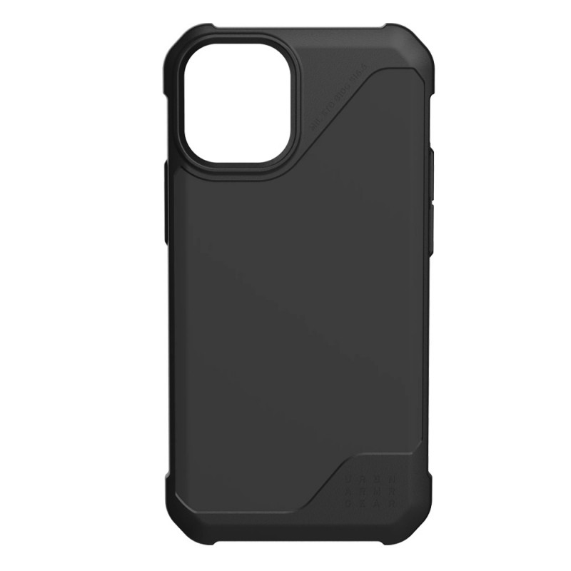 UAG Metropolis LT iPhone 12 / 12 Pro 6.1 Satin Black - 1