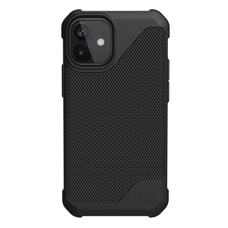 UAG Metropolis LT iPhone 12 / 12 Pro 6.1 Black Fiber - 1