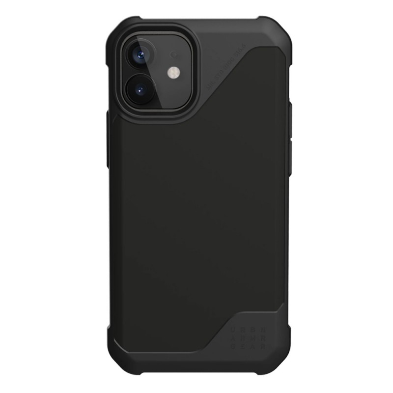 UAG Metropolis LT iPhone 12 / 12 Pro 6.1 Black Satin - 1