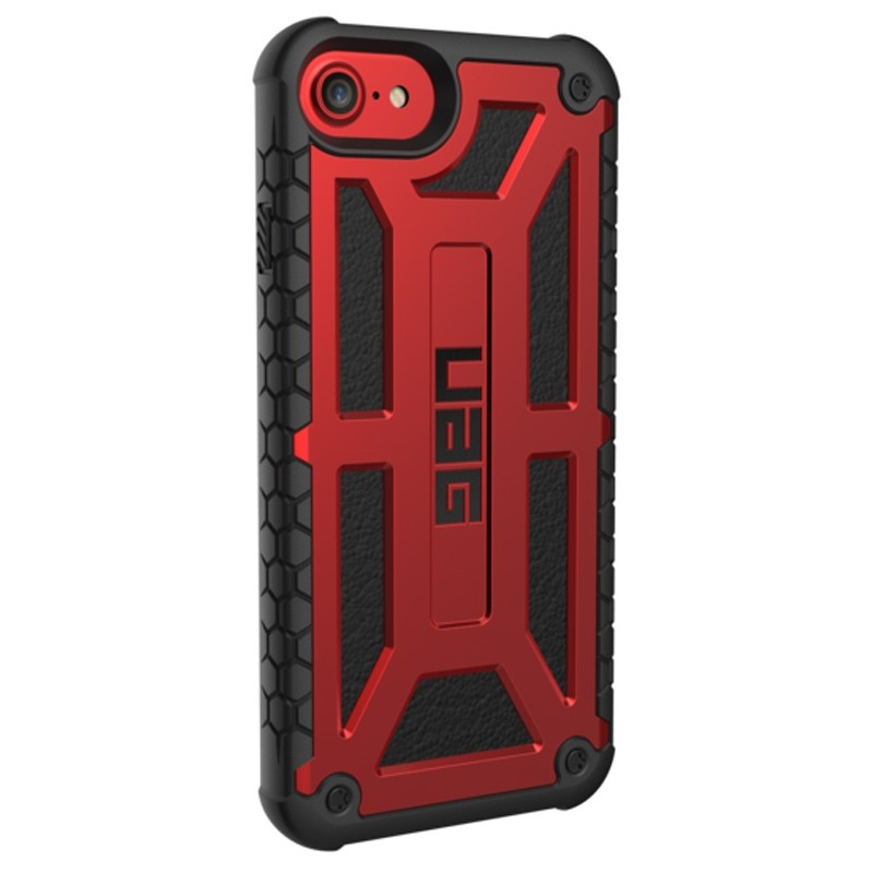 UAG - Monarch iPhone 6 / 6S / 7 hoesje rood 02