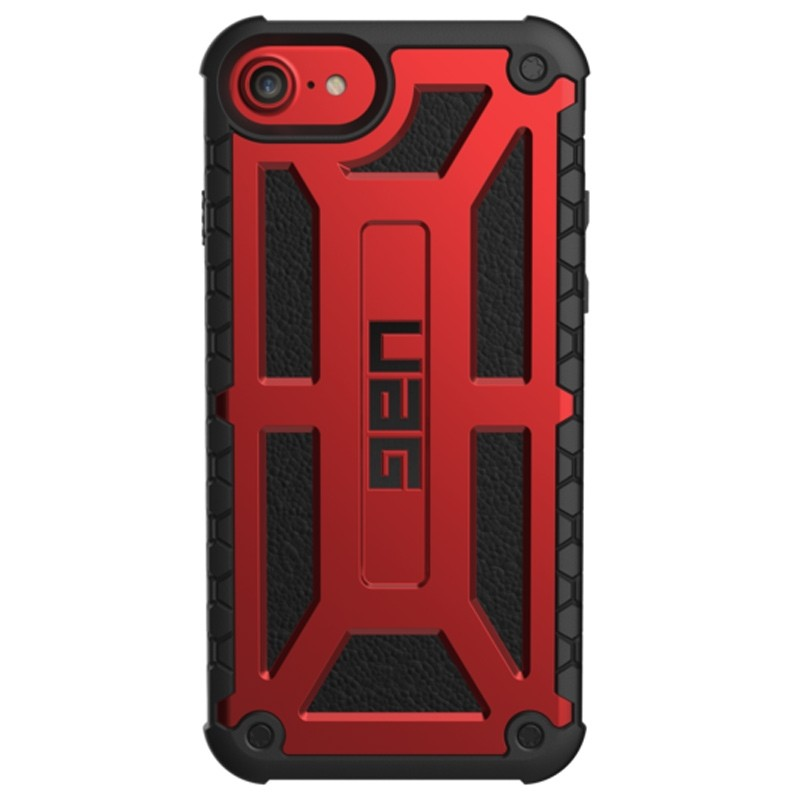 UAG - Monarch iPhone 6 / 6S / 7 hoesje rood 01