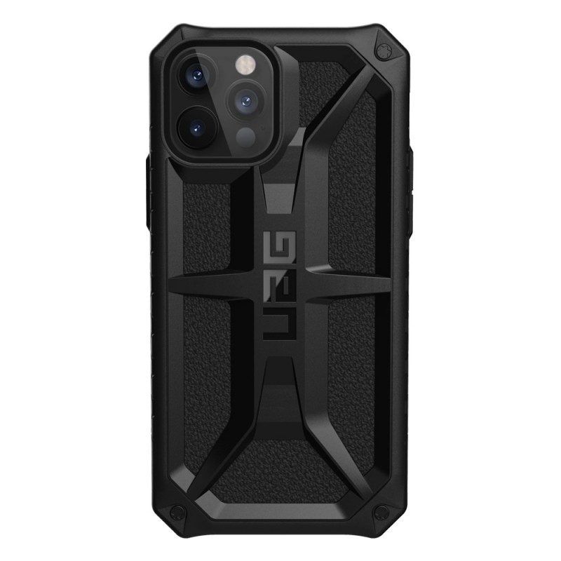 UAG Monarch iPhone 12 Pro Max Zwart - 1