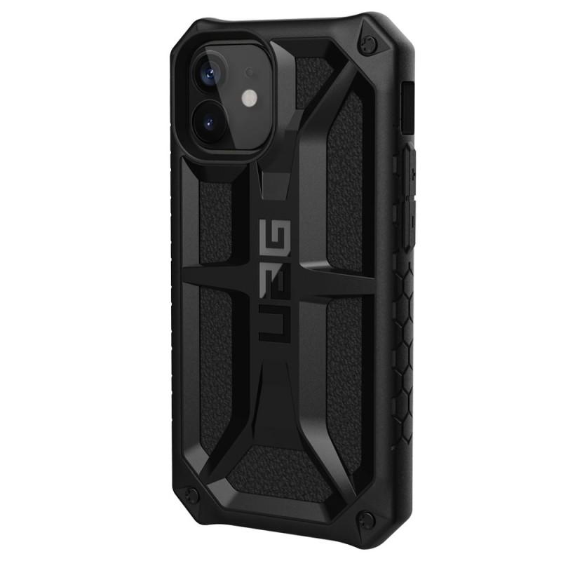 UAG Monarch iPhone 12 Pro Max Zwart - 4