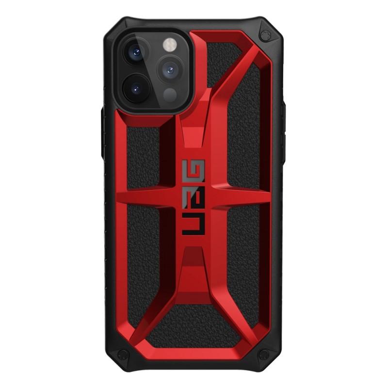 UAG Monarch iPhone 12 Pro Max Crimson Red - 1