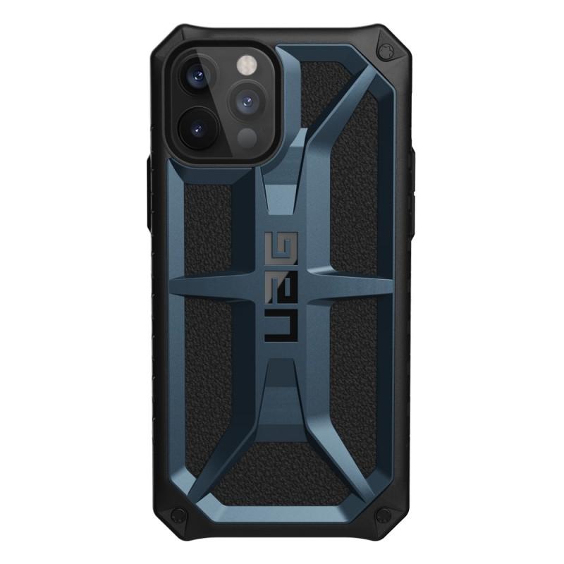 UAG Monarch iPhone 12 Pro Max Mallard Blauw - 1