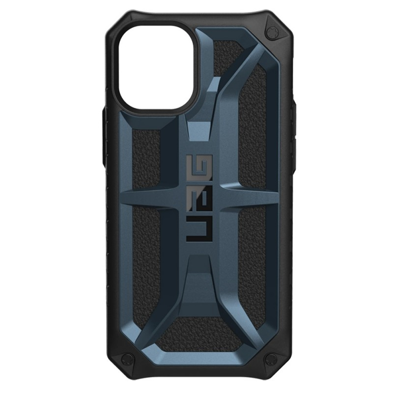 UAG Monarch iPhone 12 / 12 Pro 6.1 Mallard Blue - 1