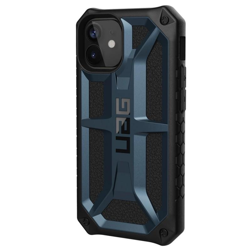 UAG Monarch iPhone 12 Pro Max Mallard Blauw - 3