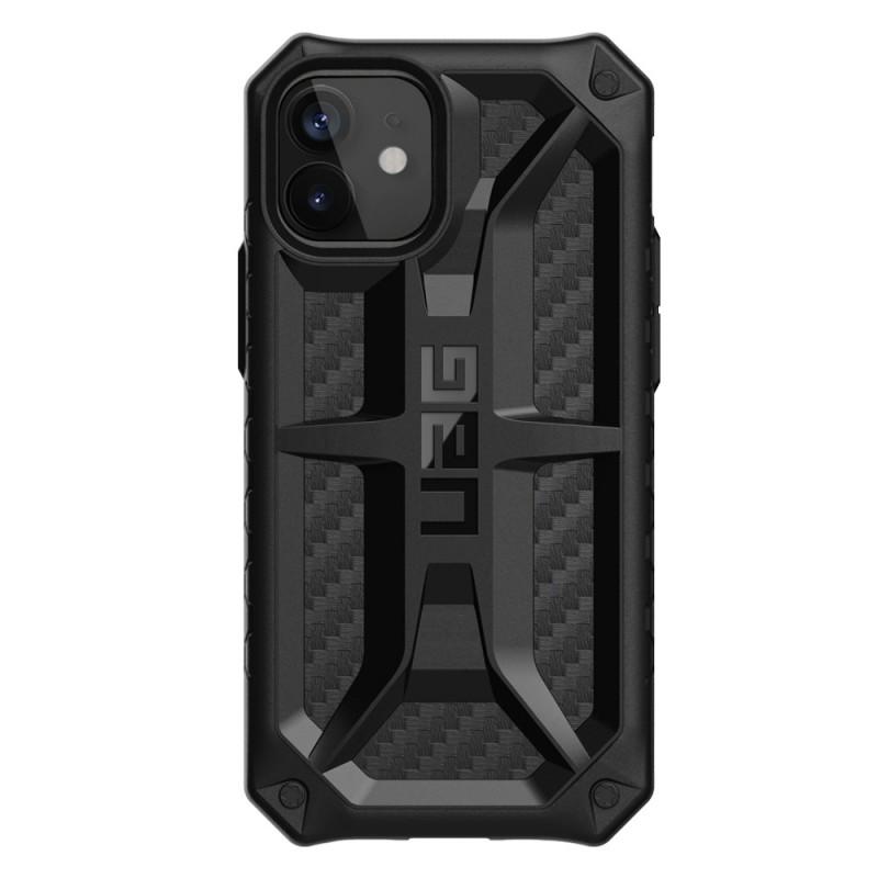 UAG Monarch iPhone 12 Mini Carbon Black - 1