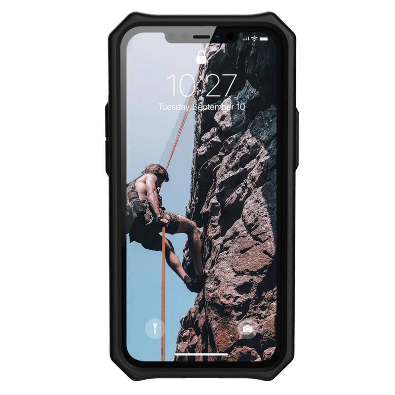 UAG Monarch iPhone 12 Mini Carbon Black - 3